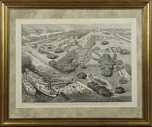 """""""Louisiana - World and Cotton Exposition in New Or"""