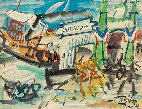 GEN PAUL (FRENCH 1895-1975)