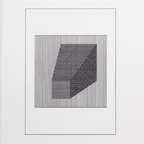 """Sol Lewitt - Untitled VIII from """"Ficciones: Jorge Luis"""